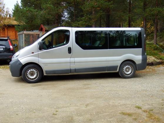 Opel Vivaro 1.9-101 D