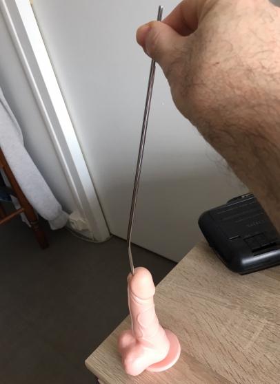 Tige urétrale (pour urètre)