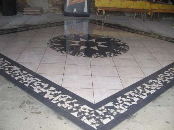 artisan carreleur mosaïste peintre