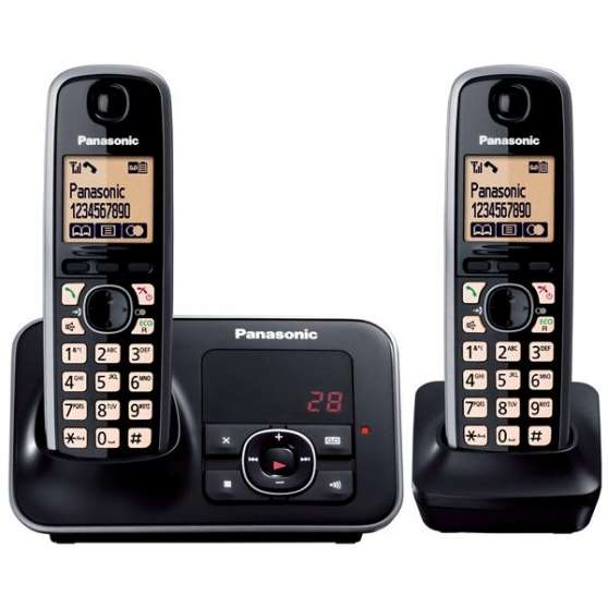 telephone avec repondeur panasonic antibes t l phonie panasonic antibes reference t l pan. Black Bedroom Furniture Sets. Home Design Ideas