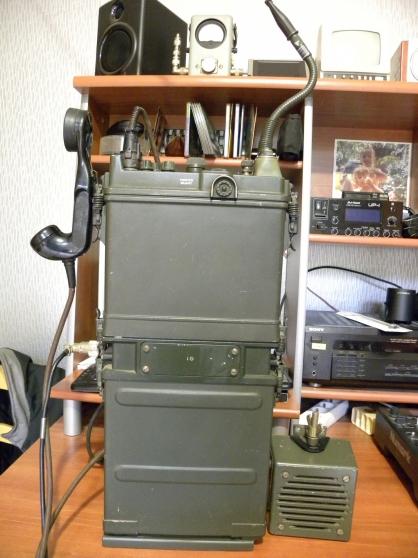 Emetteur/ Récepteur militaire ANPRC9 TBE - Photo 2
