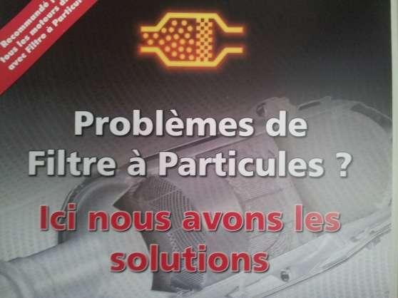 suppression filtre a particule ( fap ) - Annonce gratuite marche.fr