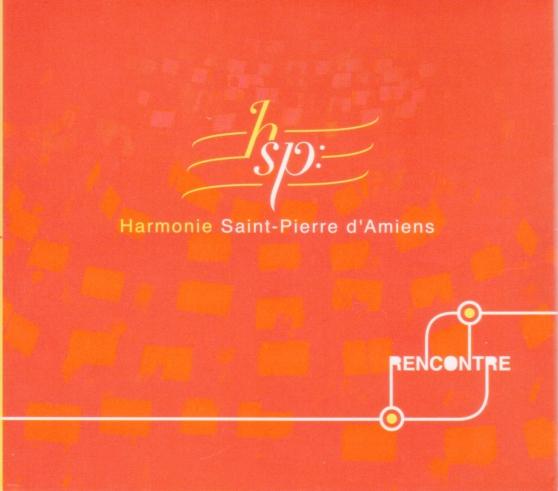 Petite Annonce : Album cd de l'harmonie saint-pierre d'am - Album CD de l'Harmonie Saint-Pierre d'Amiens  •  Categorie :