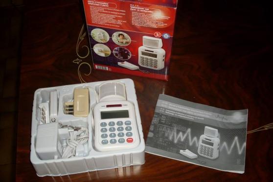 Annonce occasion, vente ou achat 'vend appareil de surveillance et alarme'