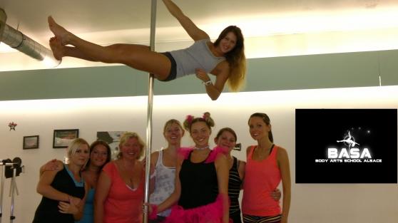 Pole Dance Mulhouse BASA