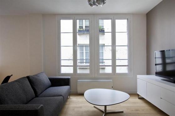 Appartement 3 pièces 56m² Paris 2ème