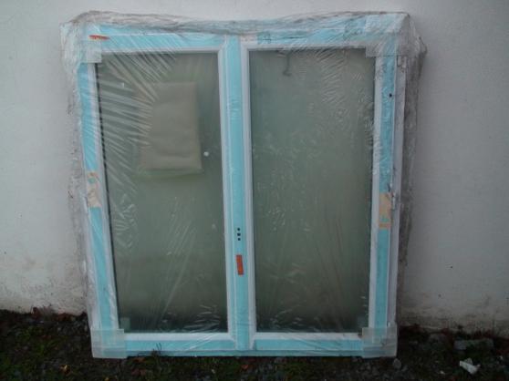 Fenetre pvc chauray mat riaux de construction portes for Fenetre pvc occasion belgique