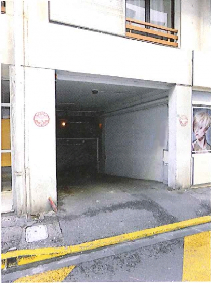 Parking privatif Toulon champs de mars