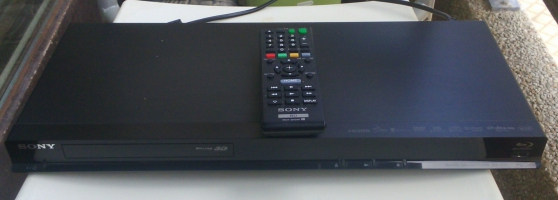 Lecteur Blu Ray & DVD 3D SONY BDP-S480 +