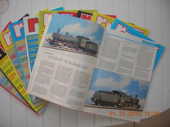 Train Modelisme REVUE RMF - Photo 2