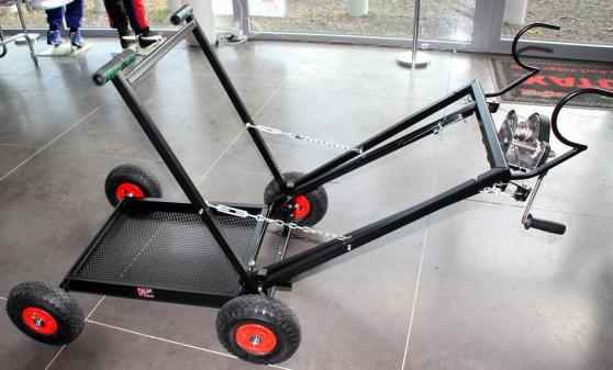 Annonce occasion, vente ou achat 'Dalmi Transporter pour Karts'