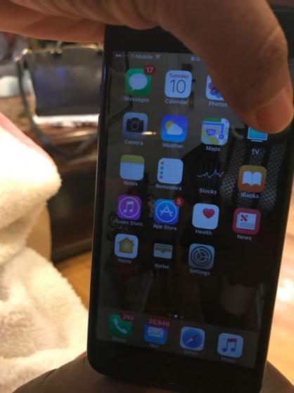 iphone 7 plus (a1784) 128gb - Annonce gratuite marche.fr