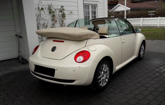 Volkswagen Beetle 1.9 TDI CABRIOLET