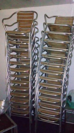 chaises terasse - Annonce gratuite marche.fr
