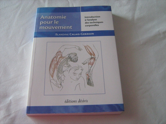 livre anatomie pour le mouvement - Annonce gratuite marche.fr