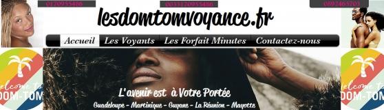 lesdomtomvoyance voyance amour - Annonce gratuite marche.fr