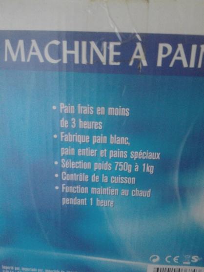 machine à pain neuve - Photo 3