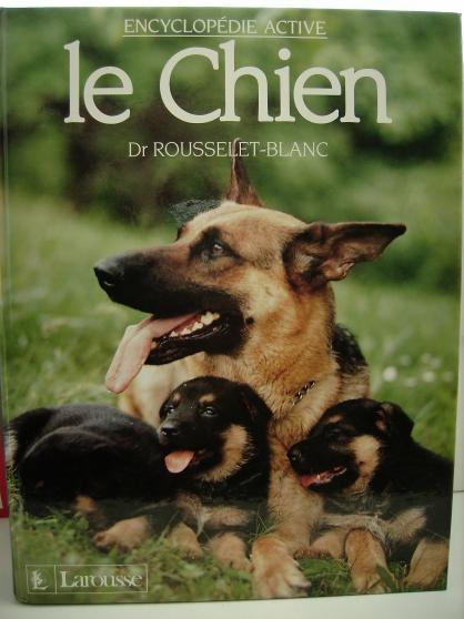 """encyclopédie active """" LE CHIEN """""""
