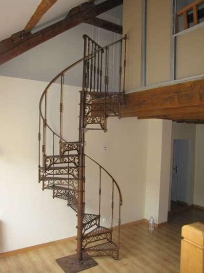 escalier colimacon meubles d coration forg nantes. Black Bedroom Furniture Sets. Home Design Ideas