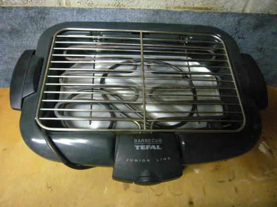 barbecue électrique tefal junior line - Annonce gratuite marche.fr