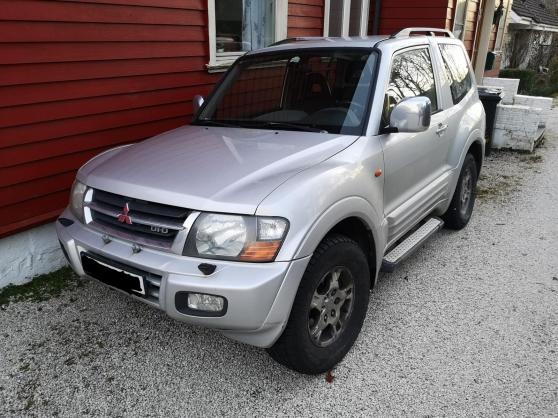 Annonce occasion, vente ou achat 'Mitsubishi Pajero Short édition 2001, 32'