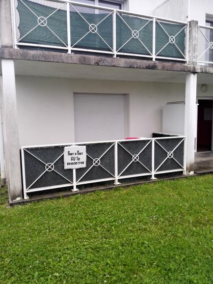 Vend appartements 45m² 2 pièces