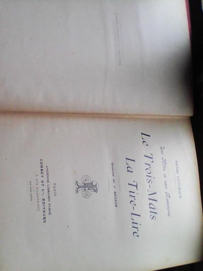 lot livres anciens - Photo 3