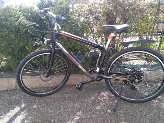 Annonce occasion, vente ou achat 'Vélo électrique Airwheel Smart E-Bike R8'
