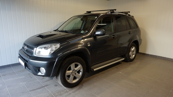 Annonce occasion, vente ou achat 'Toyota RAV4 4WD INNBYTTE'