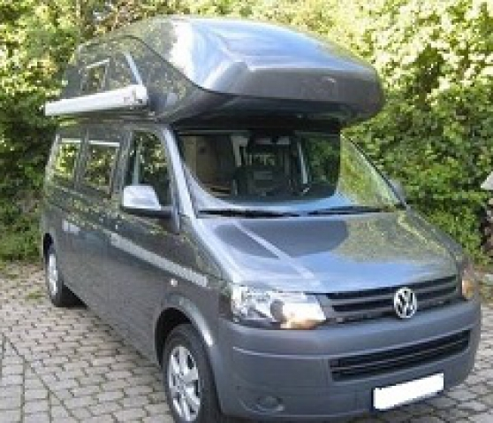 Volkswagen T3 Transporter Bobil