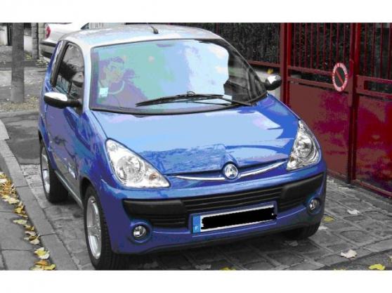 Annonce occasion, vente ou achat 'voiture sans permis aixam city super lux'
