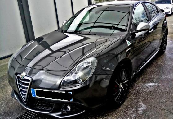 Annonce occasion, vente ou achat 'Alfa Roméo Giuletta QV'