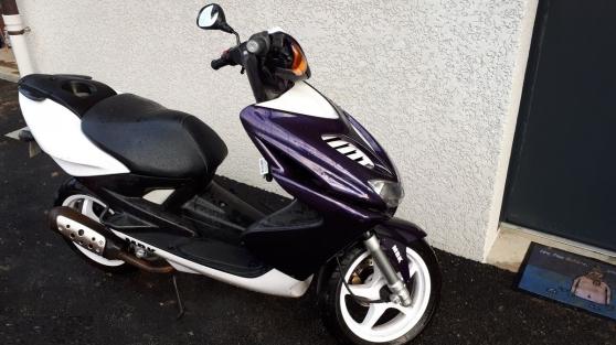 Scooter nitro 50cc