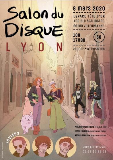 Annonce occasion, vente ou achat 'Salon International du Disque'