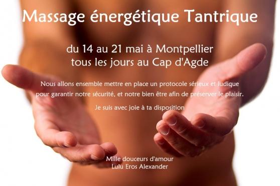 Massage énergétique Tantrique pour homme