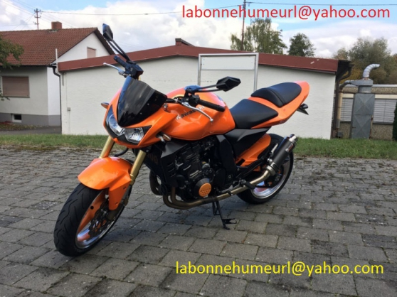 Kawasaki Z1000 Sportive