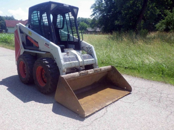 Annonce occasion, vente ou achat 'CHARGEUSE Bobcat'