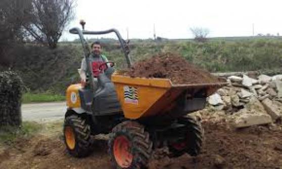 DUMPER , Excavator