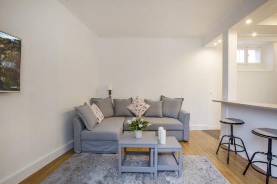 Location studio meublé 32 m²