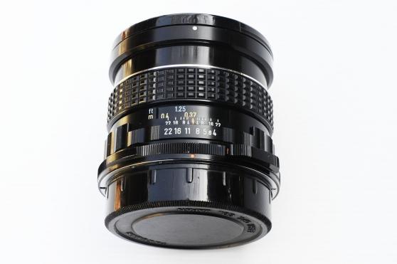 Annonce occasion, vente ou achat 'Objectif Pentax 6x7 SMC 45 mm'
