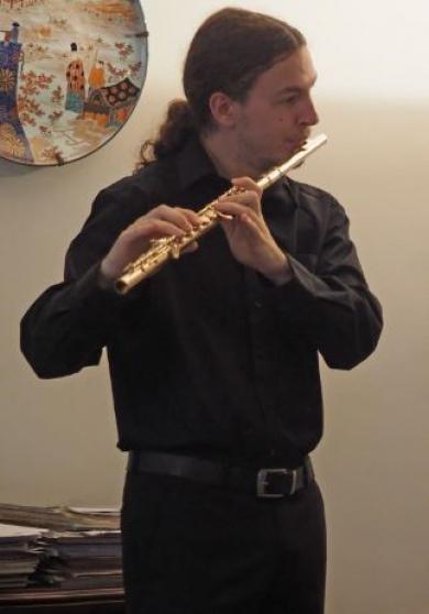 Annonce occasion, vente ou achat 'Cours particuliers de flûte traversière'