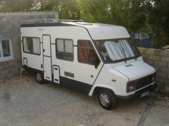 Camping-Car CITROEN C25 Diésèl