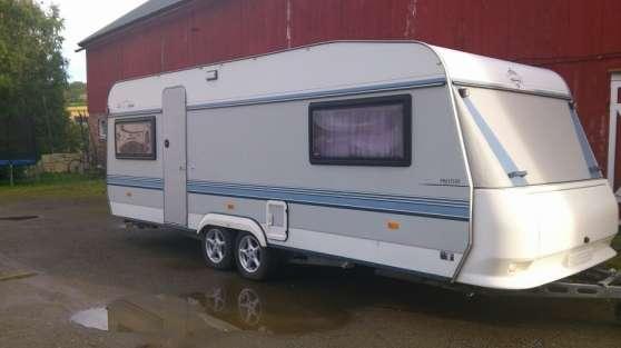 caravanes hobby prestige 600 tk caravanes camping car caravanes hobby chamali res reference. Black Bedroom Furniture Sets. Home Design Ideas