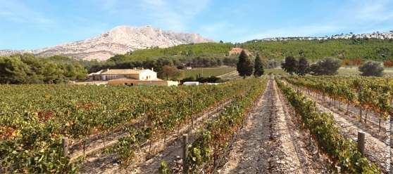 Chambre d'hote domaine viticole Aix