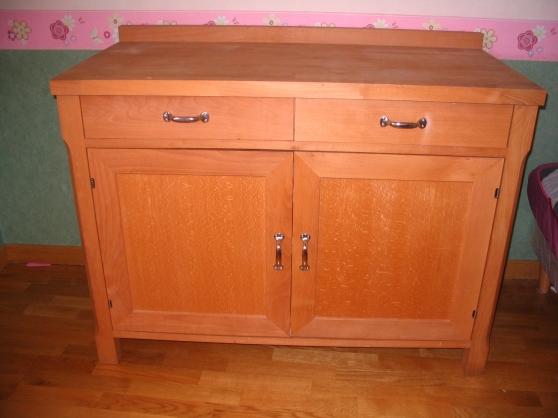 Meuble buffet de cuisine habitat meubles d coration for Meubles occasion lyon