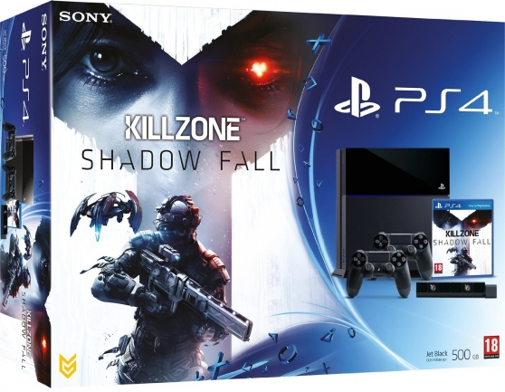 SONY PS4 PACK Killzone Shadow Fall