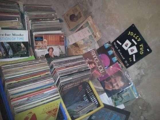 disques vinyls tous genres - Photo 2