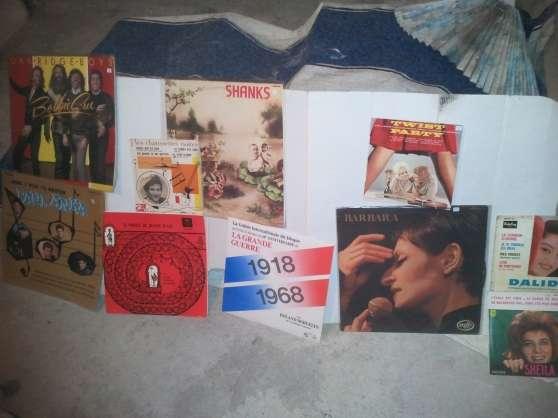 disques vinyls tous genres - Photo 3