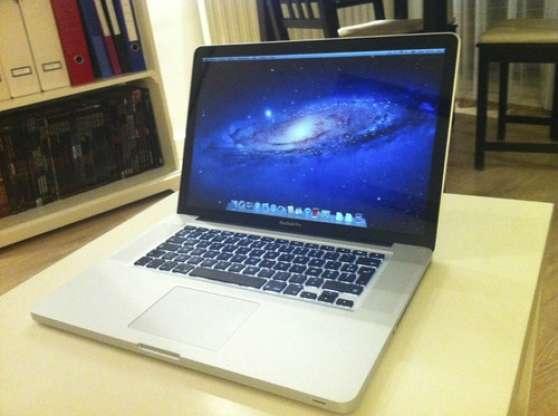 Annonce occasion, vente ou achat 'Apple MacBook Pro 15,6 pouces'
