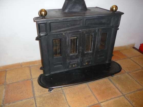 Vend poele bois n casting meubles d coration po le chemin e villeneuve loubet reference - Magasin meuble villeneuve loubet ...